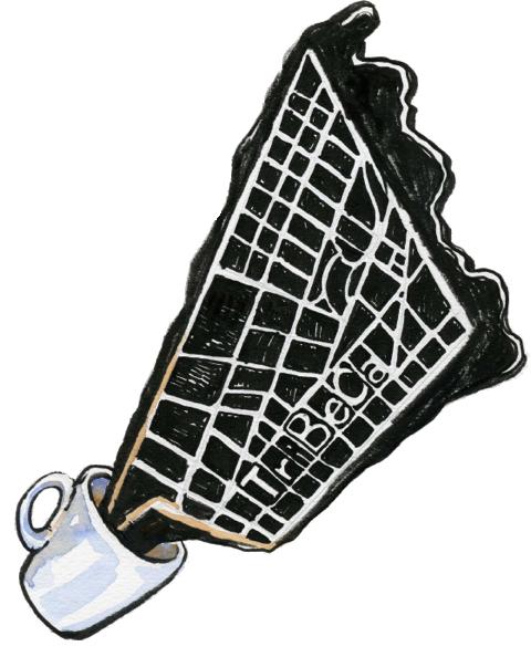 Tribeca Coffee Map Tour