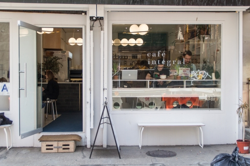 Cafe Integral Coffee Review
