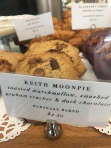 S'more Cookie Keith Moon Pie
