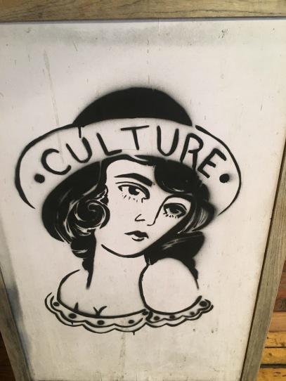 Stencil Art Culture Espresso
