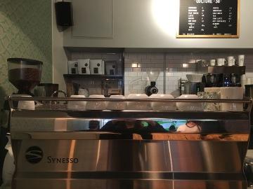 Culture Espresso Synesso Machine