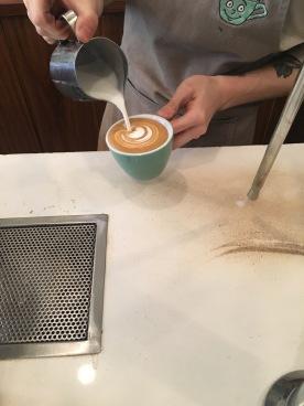 Little Collins Coffee Break