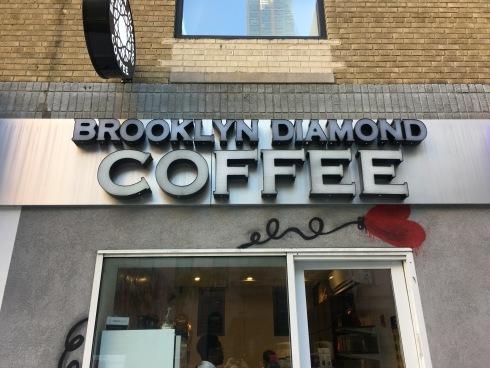 brooklyn diamond storefront