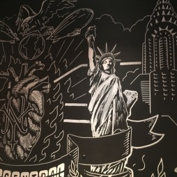 grounds central meural lady liberty