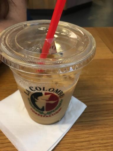 Iced Draft Latte