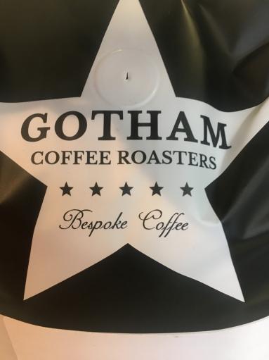 Gotham Coffee Logo