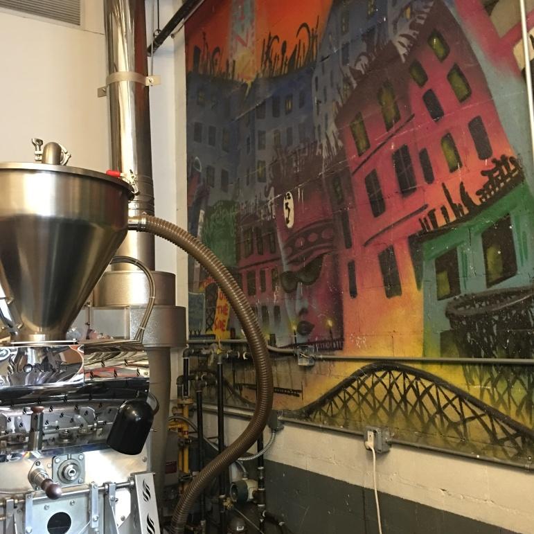 ninth street espresso street art